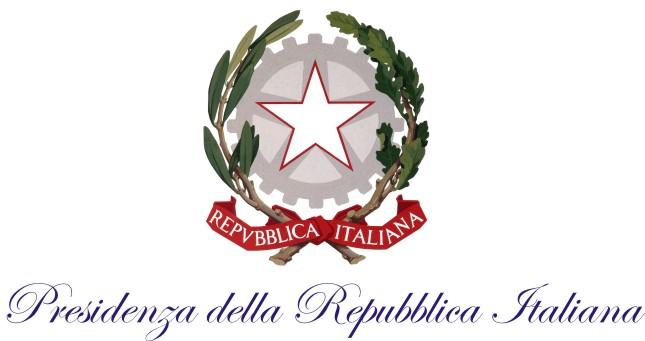 Presidenza della repubblica concorso pubblico per la for Logo senato della repubblica