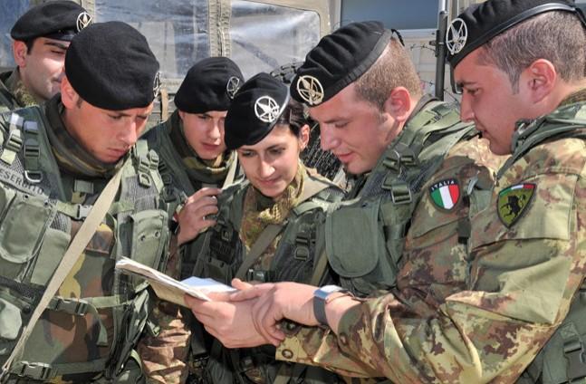 ministero della difesa esercito