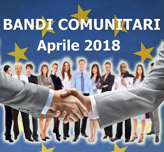Speciale bandi ue di aprile 2018 lavorare in europa for Lavorare in parlamento